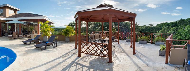 Rancho Humo Estancia – Poolbereich