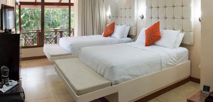 Rancho Humo Estancia - Standard-Zimmer mit Balkon