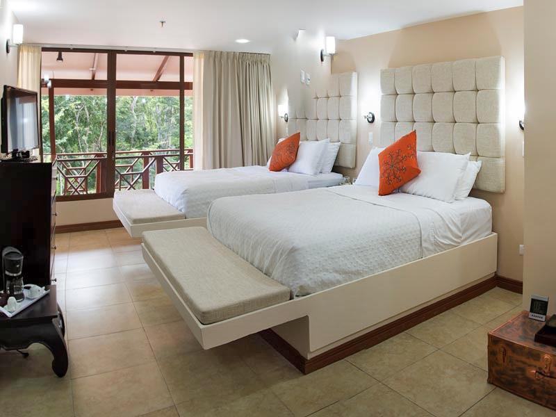Rancho Humo Estancia – Standard-Zimmer mit Balkon