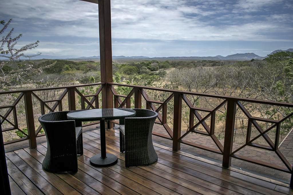 Rancho Humo Estancia – Terrasse