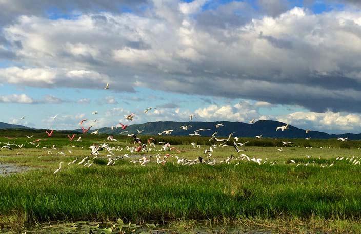 Rancho Humo Estancia – Umgebung