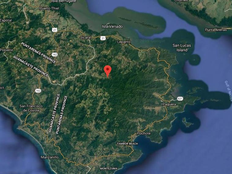 Karen Mogensen Reservat – Lage (Posada Cerro Escondido Lodge)