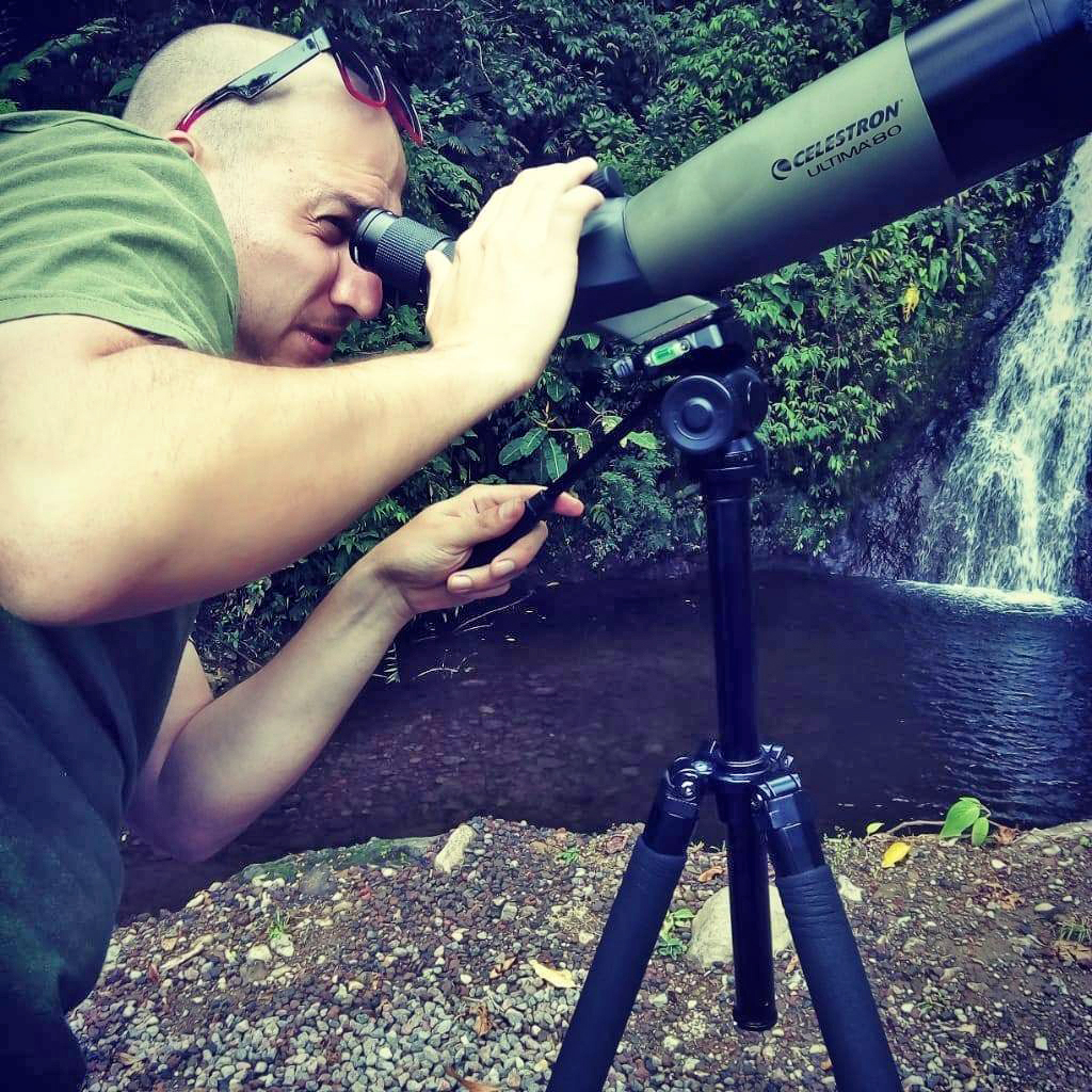Guide Luis Murillo – Birding Tour