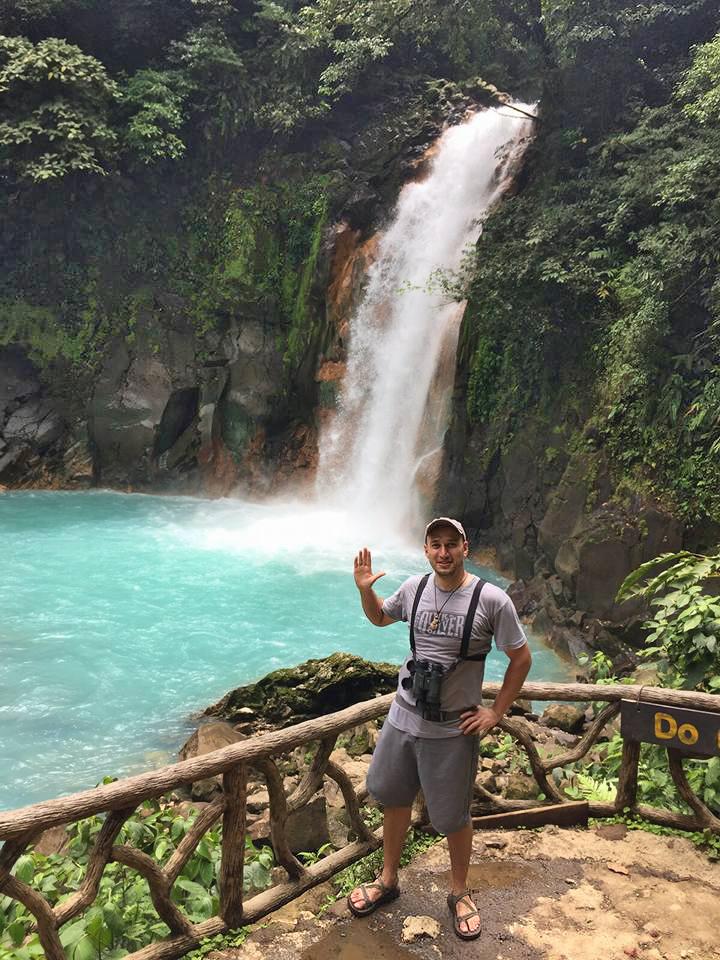 Guide Luis Murillo in Orosi
