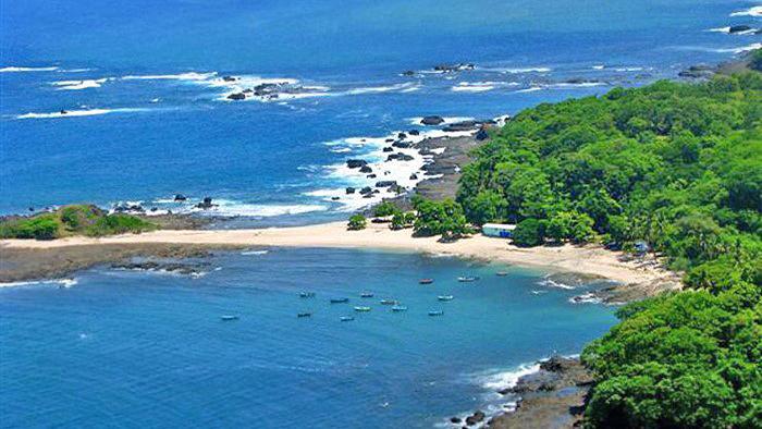 Pazifik-Strände in Costa Rica