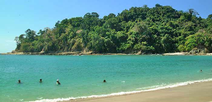 Playa Arco Südpazifik – Strand in Costa Rica