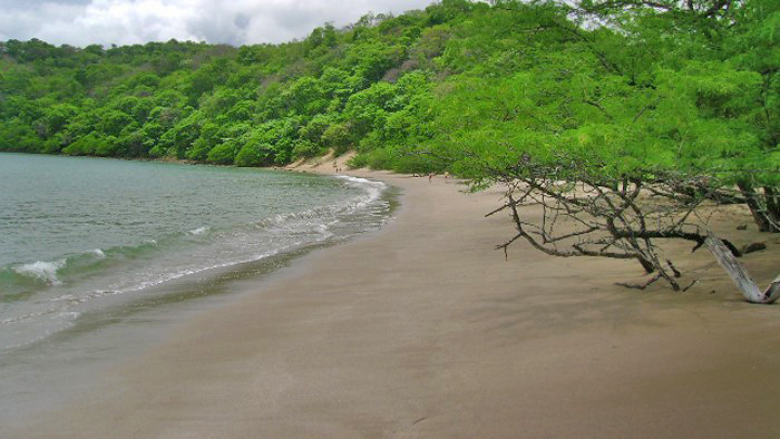 Playa Juanquillal in Costa Rica