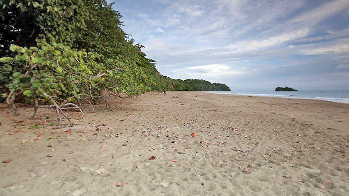 Punta Uva – Strand in der Südkaribik von Costa Rica