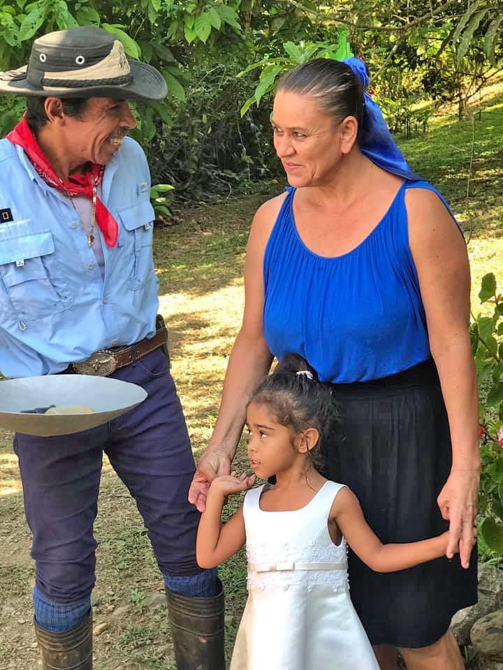 Rancho Quemado – Familie Cubillo