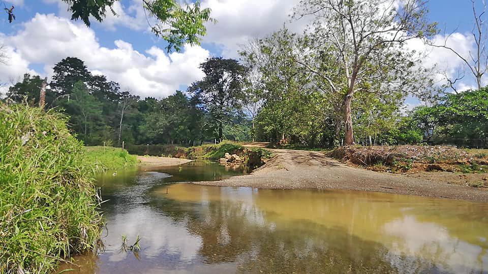 Goldmine Rancho Quemado – Fluss