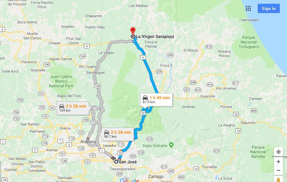 Sarapiqui Route 32 Blog 04-2019