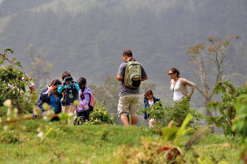 Trekking Las Tablas – Wandern in Costa Rica