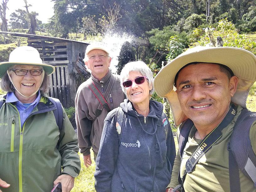 Trekking Las Tablas – Wandern mit Guide
