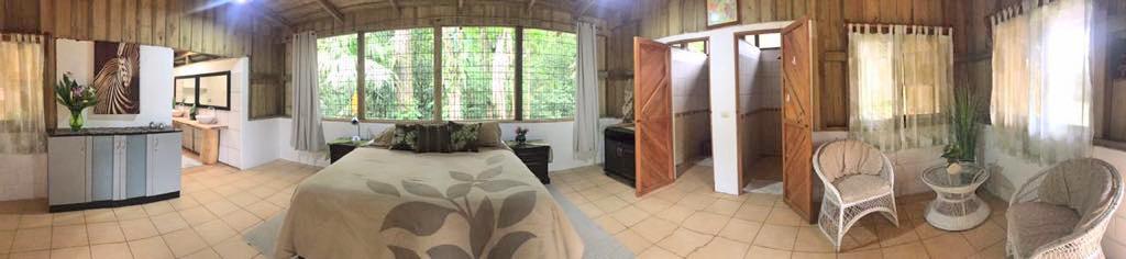 El Zota Lodge – Bungalow Zimmer