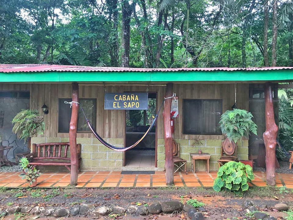 El Zota Lodge – Cabaña