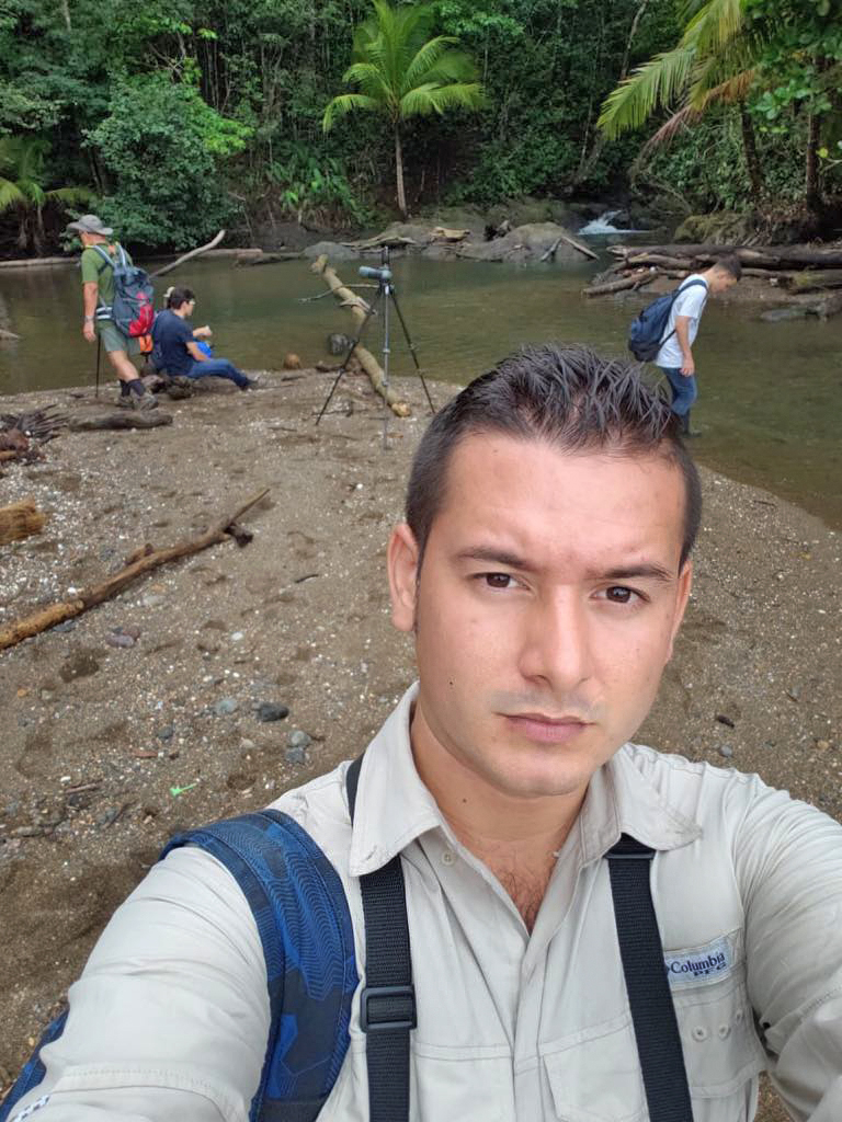 Melvin – Guide Osa – Corcovado