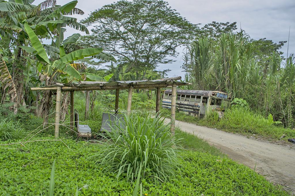 Durupe – Dorf Einfahrt ATEC