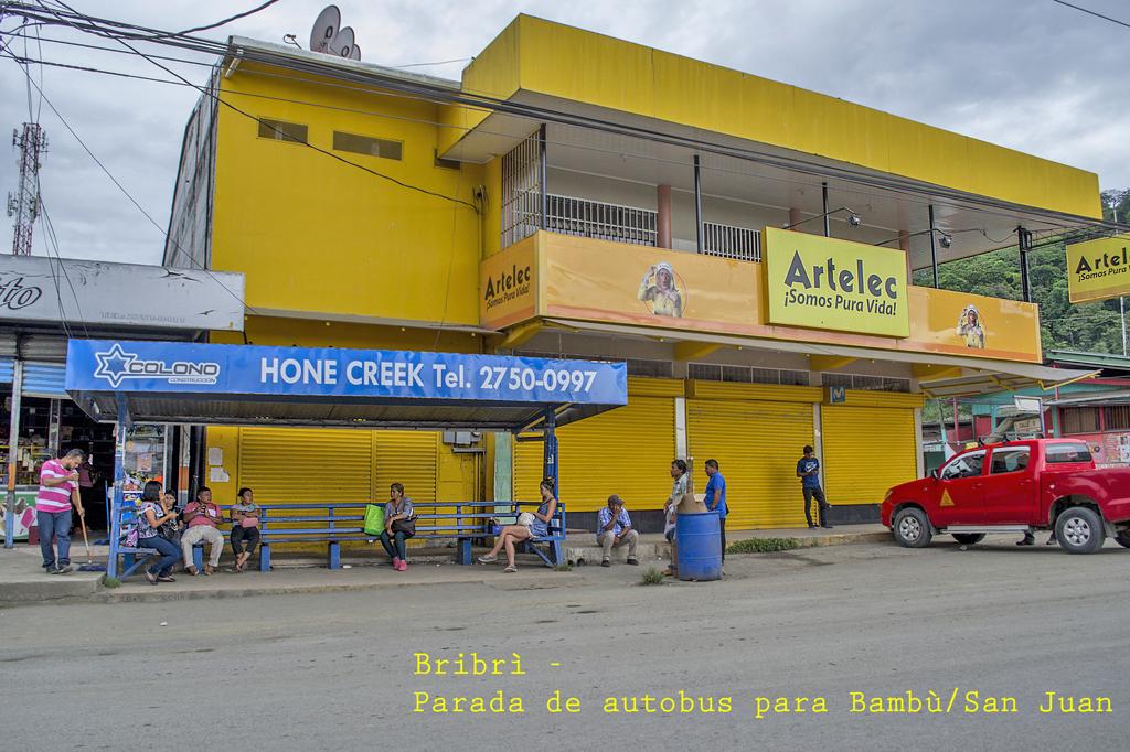 Durupe Tour – Busstation Bribri – ATEC
