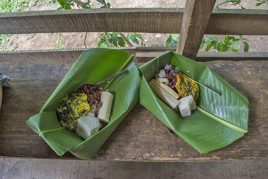 Durupe – traditionelles Mittagessen ATEC