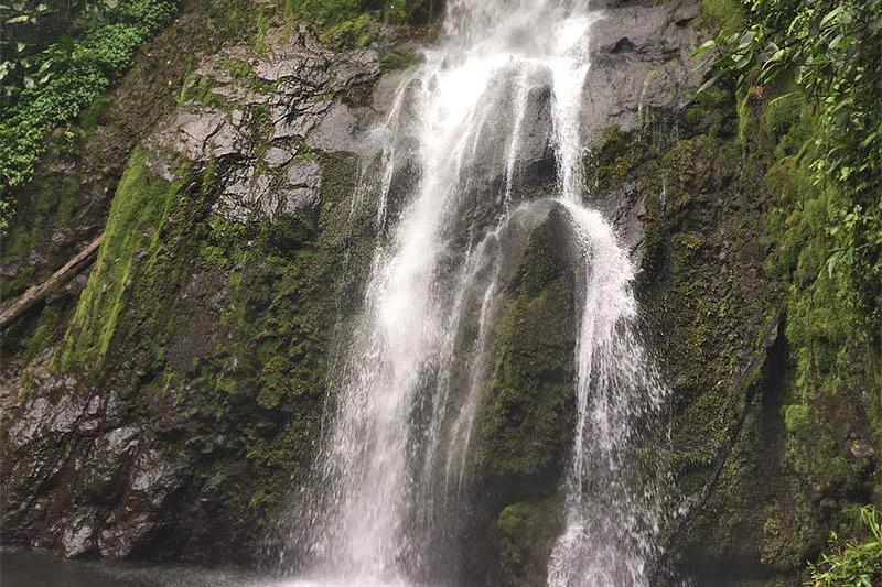 El Burrito Hike – Wasserfall Canoa