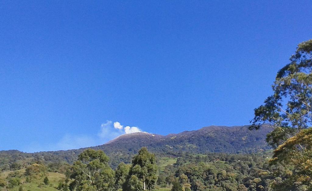 Guayabo Lodge – Vulkan Turrialba und Irazu