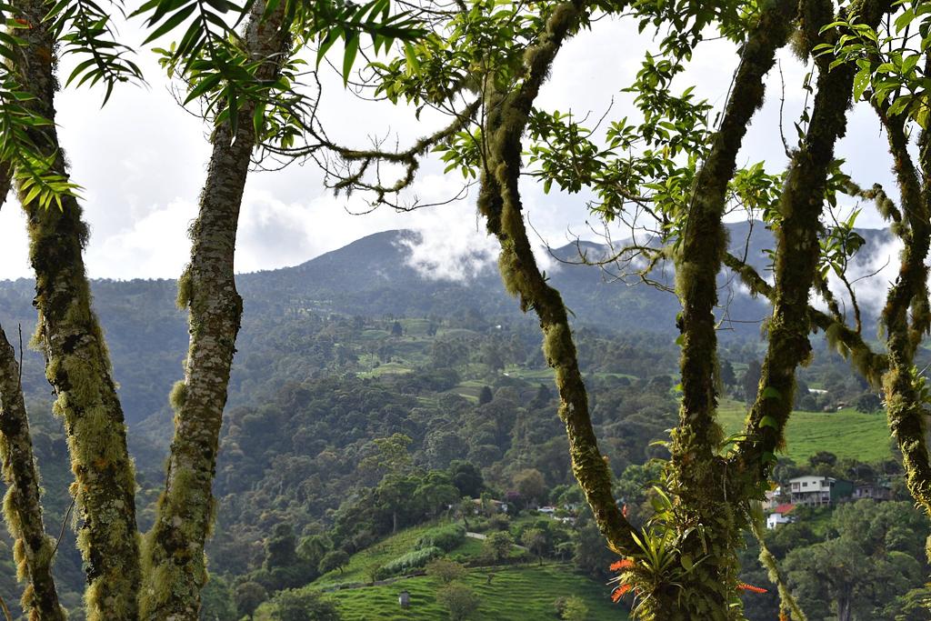 Guayabo Lodge – Zwillingsvulkane Irazu und Turrialba