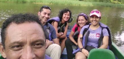 Guide Aaron - Tour Tortuguero Kanal