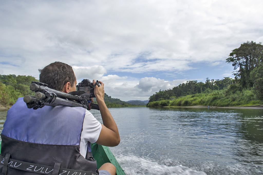 Yorkin Tour – Fotografieren am Fluss ATEC