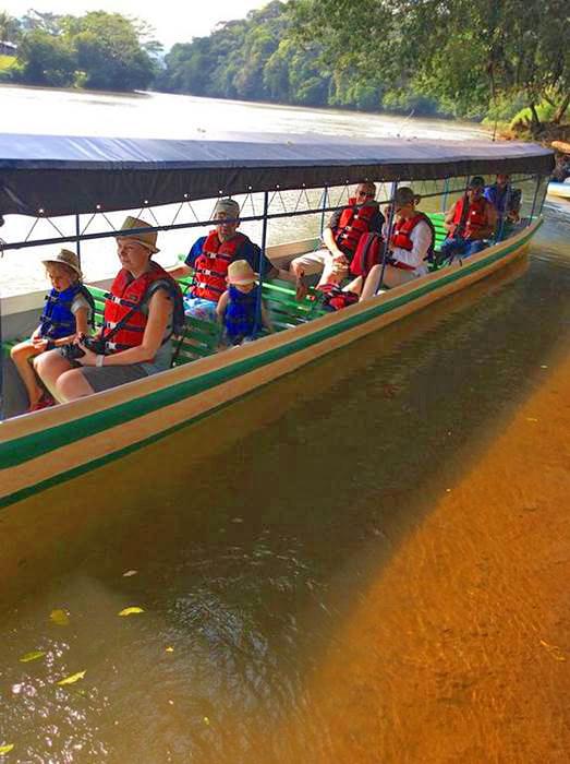 Tapir Lodge – Flusstour Río San Juan
