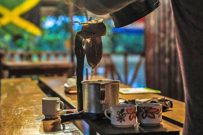 Tapir Lodge – Kaffee Choreado