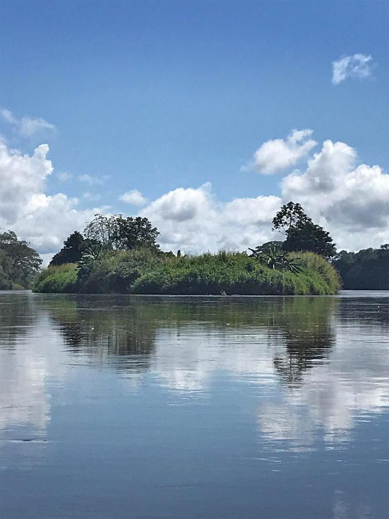 Tapir Lodge Rio San Juan