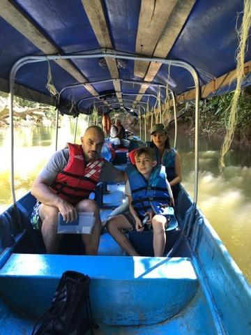 Tapir Lodge – Tour Indio Maiz Natur Reservat
