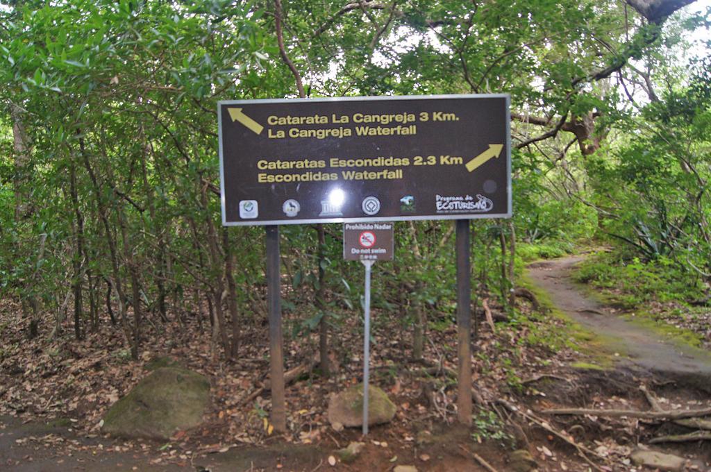 Aroma de Campo Wanderwege im Nationalpark