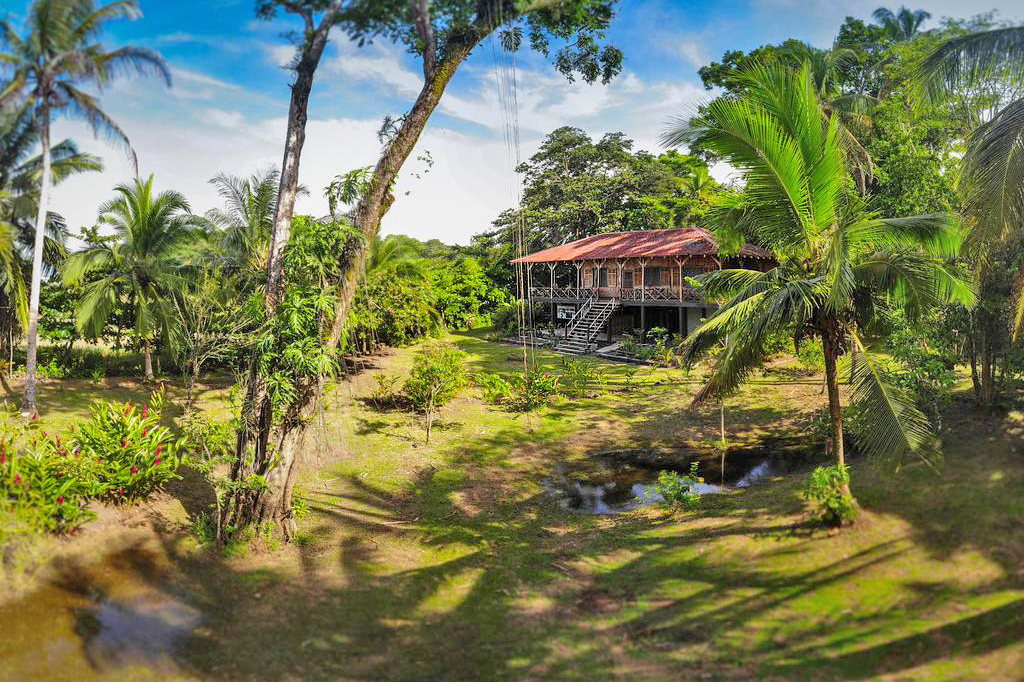 Pacuare Reserve – Lodge