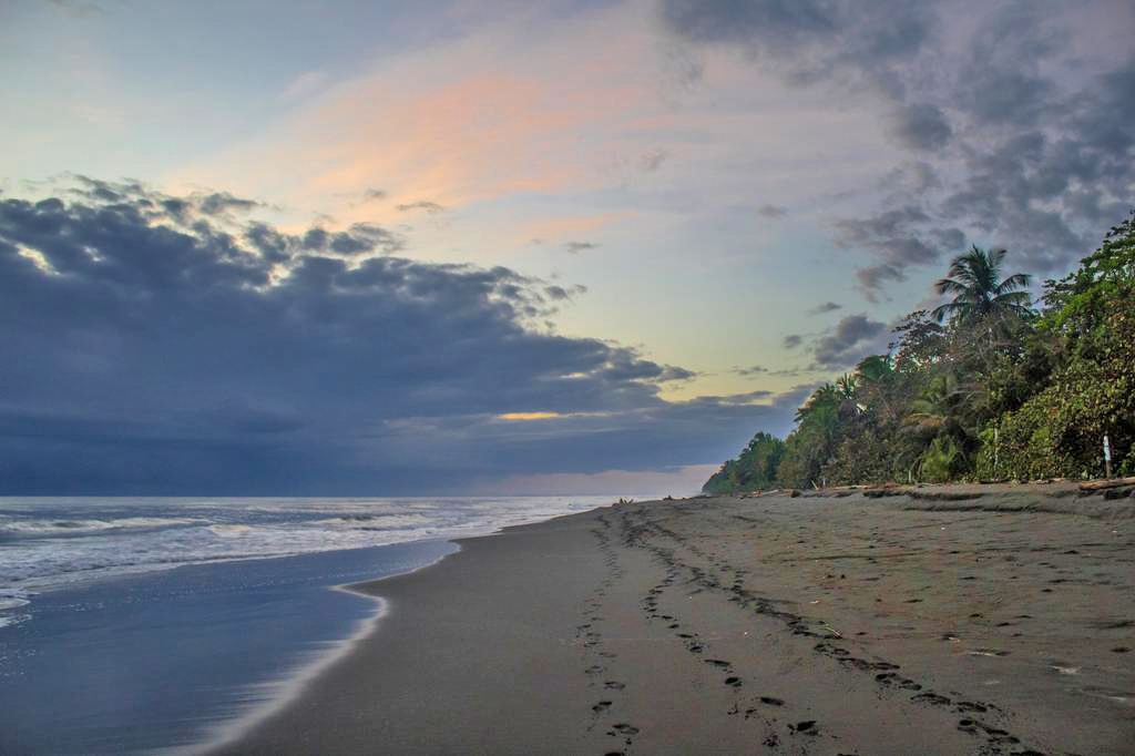 Pacuare Reserve – Strand
