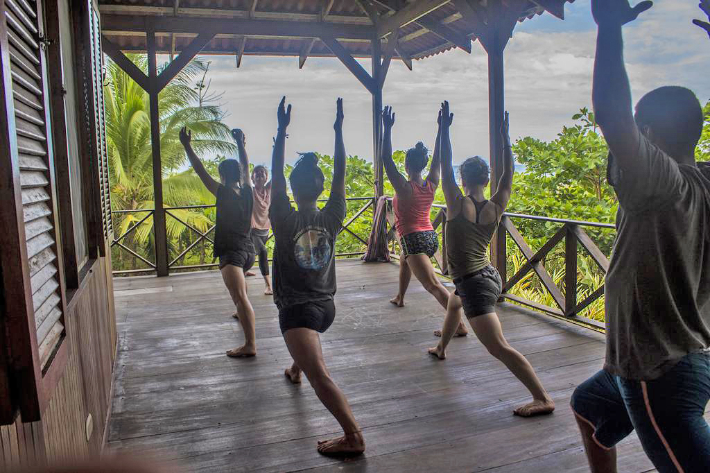 Pacuare Reserve – Yoga