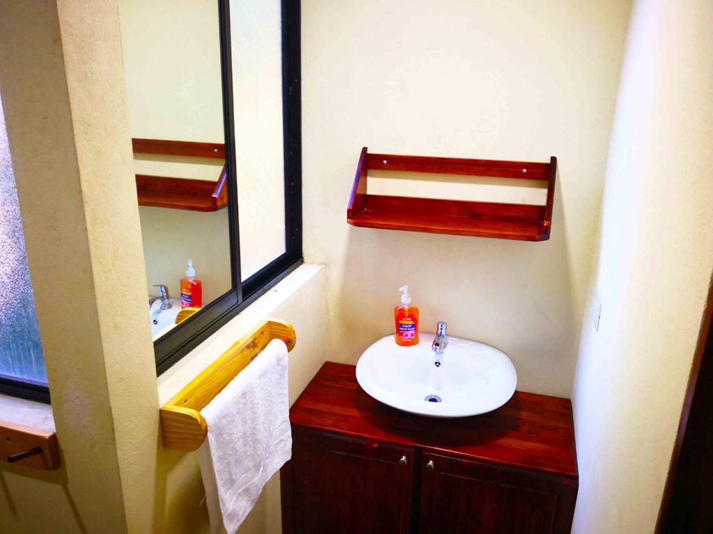 Quality Cabins – Badezimmer
