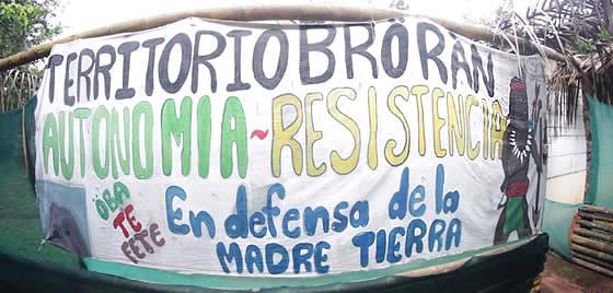 Autonomie für Bröran Stamm – Foto Universitaet Nacional Costa Rica