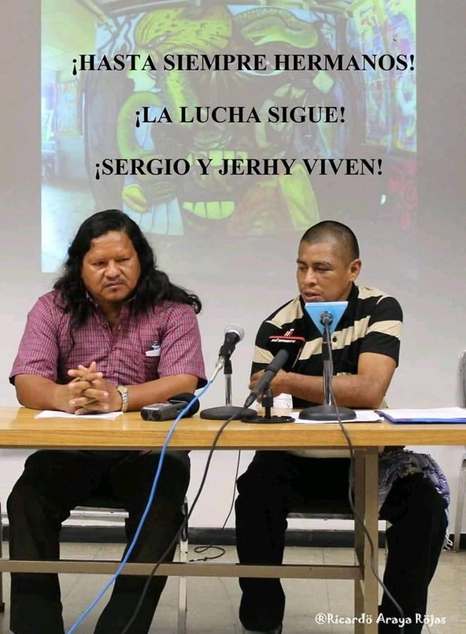Jehry Rivera en Oxaga – Foto EDUCA Ricardo A. Rojas