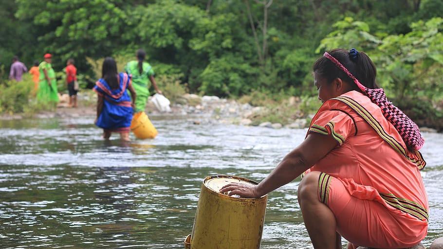 Ngöbes – Foto Territorio Indigena Coto Brus