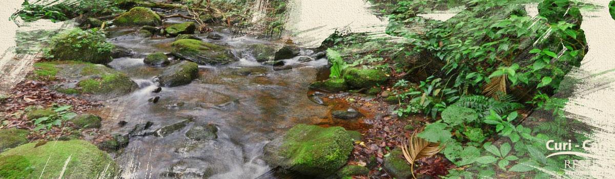 Curi Cancha – Fluss