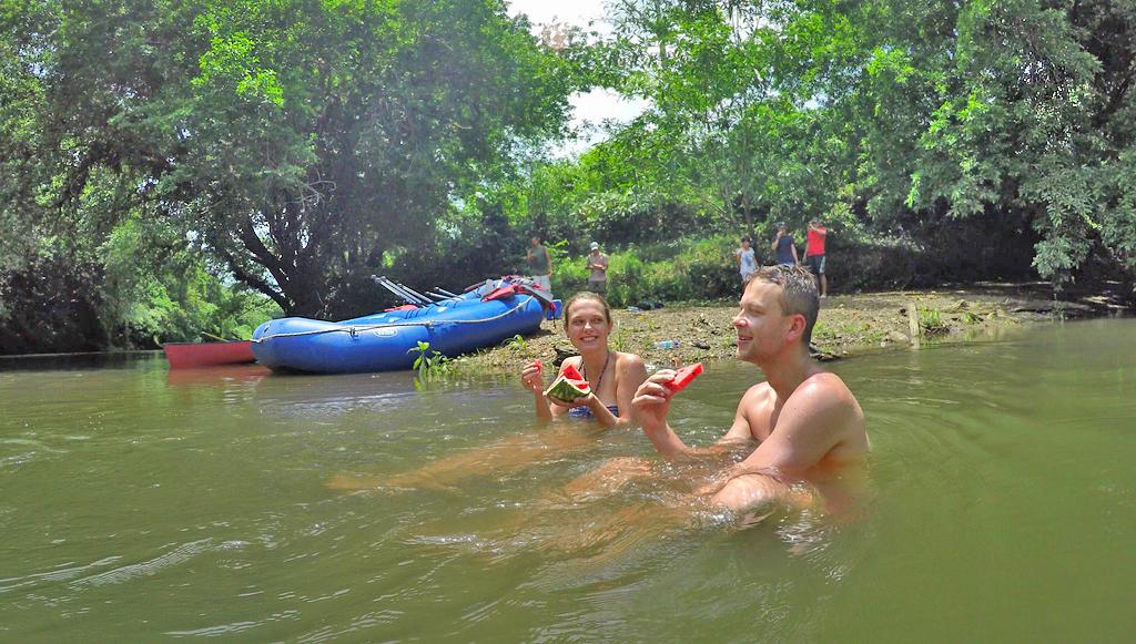 Floating – Fruechte Snack Rio Tres Amigos