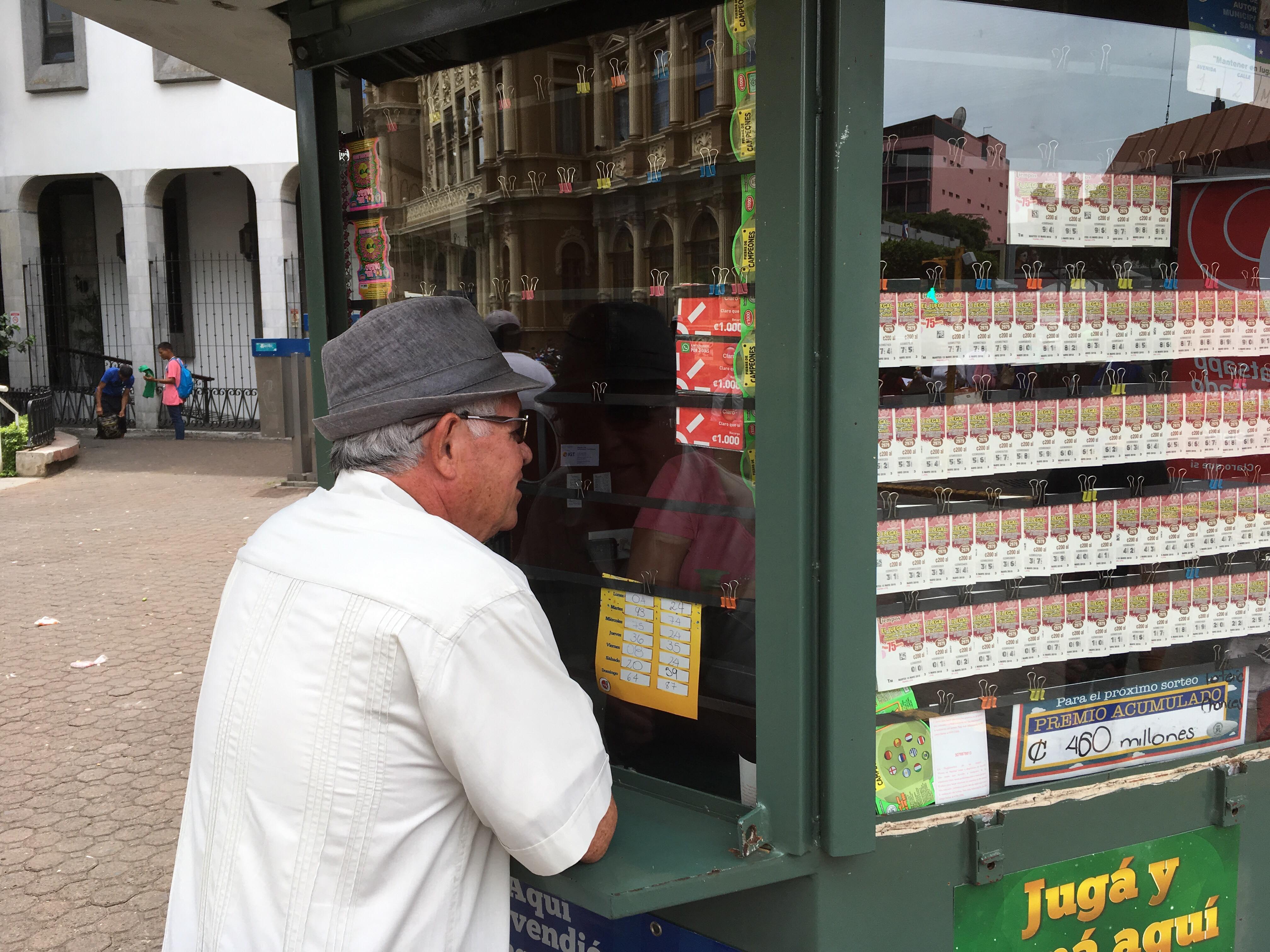 Ticos – Lotterie