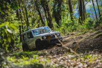 Suzuki Jimny 4x4 unterwegs in Costa Rica